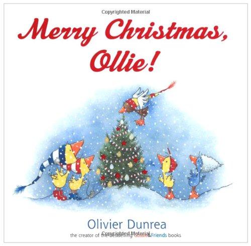 9780618532421: Merry Christmas, Ollie (Gossie & Friends)