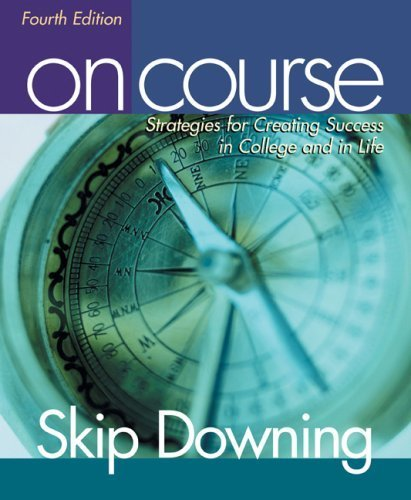 9780618535880: On Course: Strategies for Creating Success in College and in Life