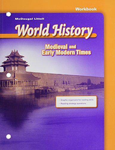 World History: Medieval and Early Modern Times: LITTEL, MCDOUGAL