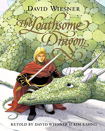 THE LOATHSOME DRAGON (SIGNED 2005 FIRST PRINTING)