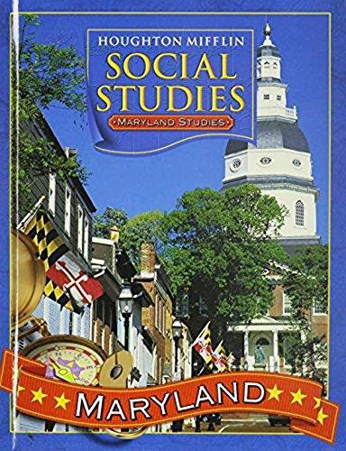 9780618550364: Houghton Mifflin Social Studies: Student Edition Grade 4 2006