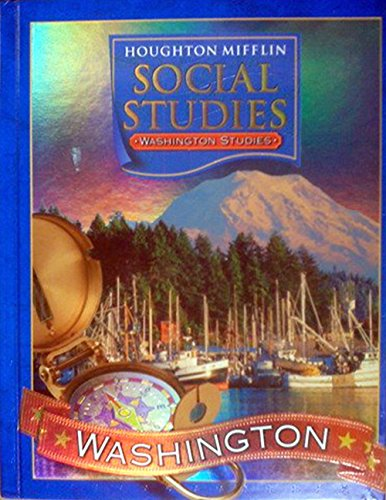 9780618550593: Houghton Mifflin Social Studies Washington: Student Edition Grade 4 2006