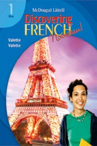 9780618551828: Discovering French, Nouveau!: Take-Home Tutor CD-ROM (30-Pack) Levels 1A/1B/1