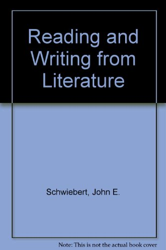 9780618554324: Reading and Writing from Literature