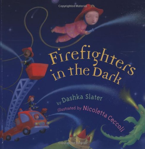 9780618554591: Firefighters in the Dark
