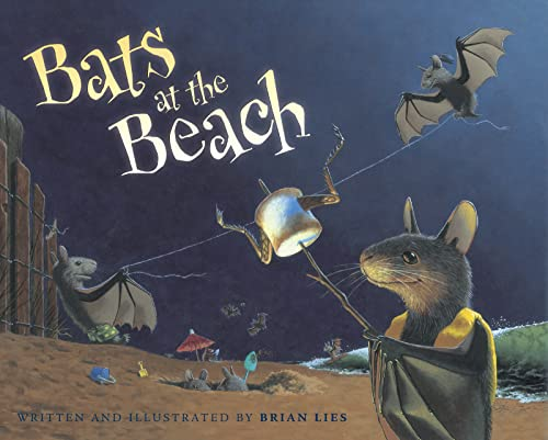 9780618557448: Bats at the Beach