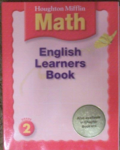 English Learners Book - Grade 2 (Houghton: n/a
