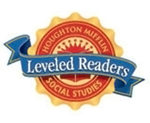 9780618561070: Houghton Mifflin Social Studies Leveled Readers: Leveled Reader, Language Support (6 copies, Teacher's Guide) Level B School and Family: The Airport