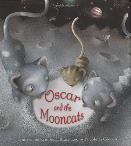 9780618563166: Oscar and the Mooncats