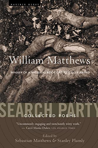 9780618565856: Search Party: Collected Poems