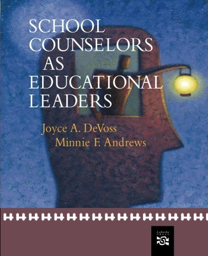 9780618567935: School Counselors as Educational Leaders (School Counseling)