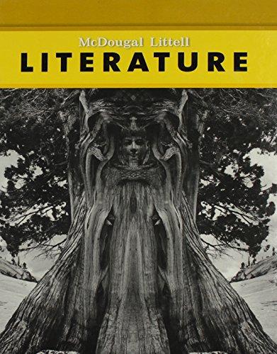 9780618568642: McDougal Littell Literature Yellow Level
