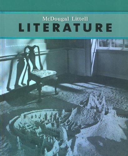 9780618568659: McDougal Littell Literature: Student Edition Grade 8 2008