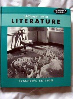 9780618568697: McDougal Littell Literature, Grade 8, Teacher's Edition