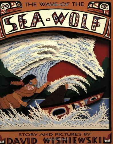 9780618569373: The Wave of the Sea-Wolf Book & Cassette
