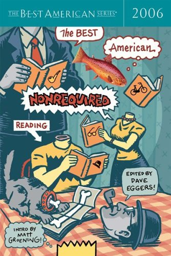 9780618570508: The Best American Nonrequired Reading 2006
