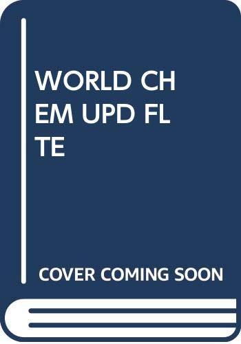 World Chem Upd Fl Te (9780618570645) by Steven S. Zumdahl; Susan L. Zumdahl; Donald J. DeCoste