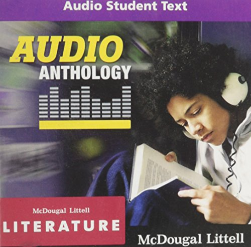 9780618572632: McDougal Littell Literature: Audio Anthology CD Grade 7