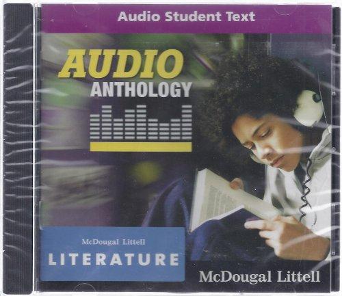 9780618572663: Audio Student Text (Audio Anthology, Literature Grade 10)