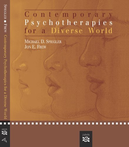 9780618573592: Contemporary Psychotherapies for a Diverse World