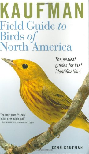 9780618574230: Kaufman Field Guide to Birds of North America