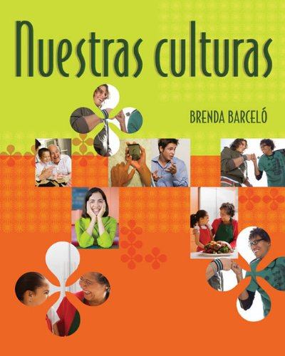 9780618574599: Nuestras culturas: An Intermediate Course in Spanish (Available Titles iLrn: Heinle Learning Center)