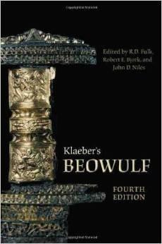 9780618577279: Klaeber's Beowulf