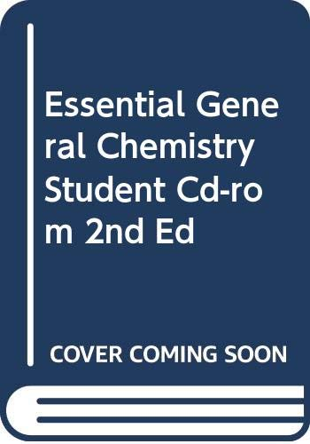 Student CD-ROM for Ebbing's Essentials of General Chemistry, 2nd (0618577335) by Darrell Ebbing