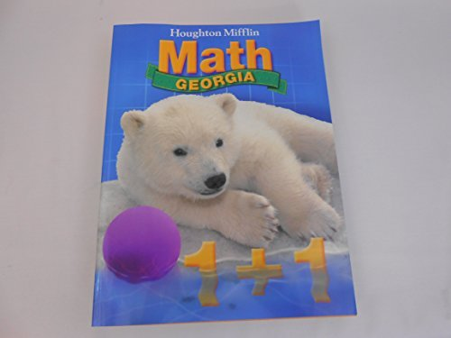 Mathmatics Grade 1: Houghton Mifflin Mathmatics Georgia: Greenes