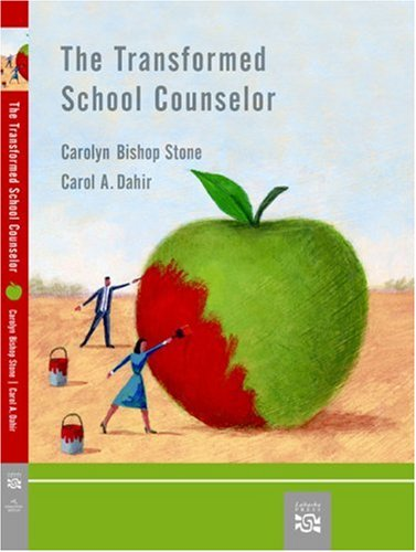 9780618590612: The Transformed School Counselor