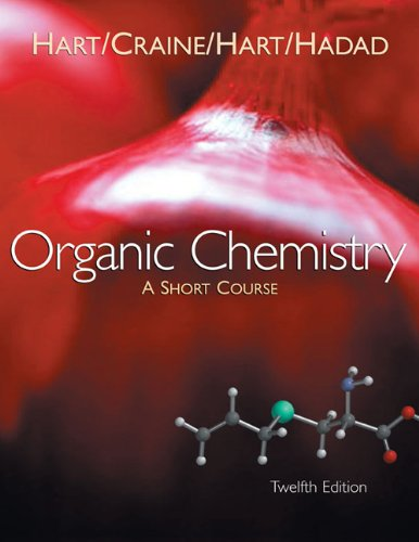 9780618590735: Organic Chemistry: A Short Course