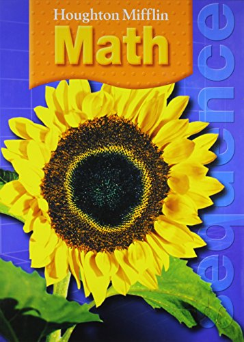 9780618590957: Houghton Mifflin Math, Level 5 Student Textbook