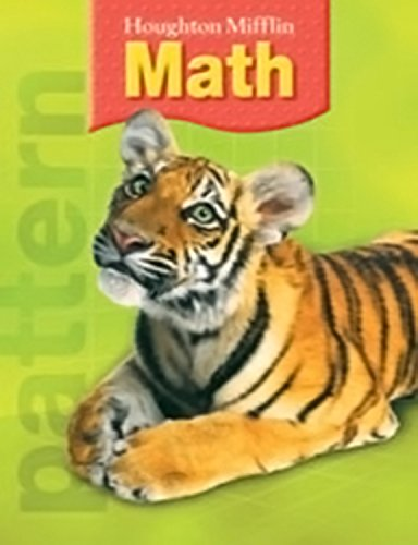 9780618591008: Houghton Mifflin Math: Student Edition Multi-Volume Set Level 2 2007