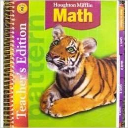 9780618591046: Houghton Mifflin Math: Teacher Edition Complete Set Grade 2 2007