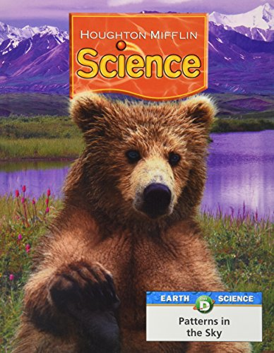 Houghton Mifflin Science: Student Edition Unit Book: Science