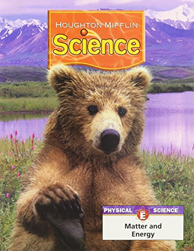 Science Unit E Book Level 2: Houghton: Science