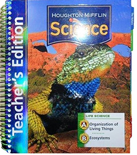 9780618592050: Life Science Units A and B Grade 4 (Houghton Mifflin Science)