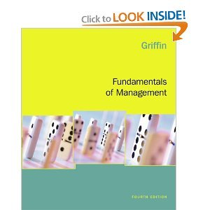 9780618594559: Fundamentals of Management