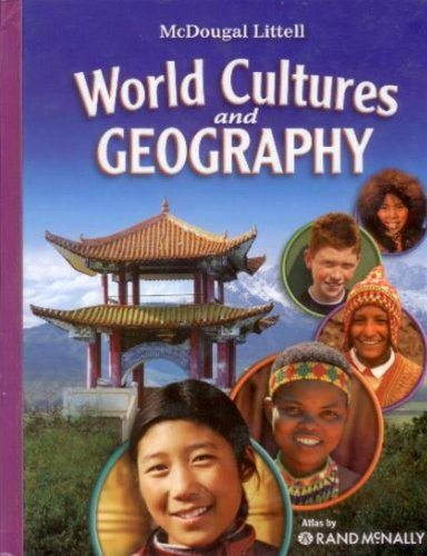 World Cultures and Geography: Bednarz, Sarah