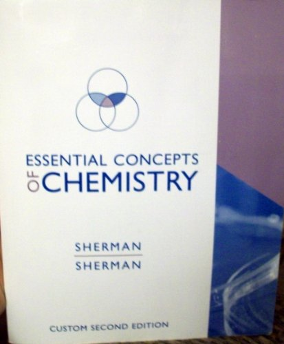9780618597741: Essential Concepts of Chemistry
