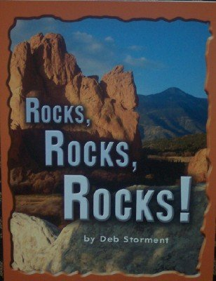 9780618597857: Houghton Mifflin Science California: Indepndt Bk Lk Unit C Above Rocks Rocks Rocks