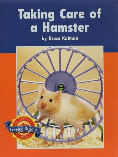 9780618599424: Taking Care of Hamster (Houghton Mifflin Leveled Readers)