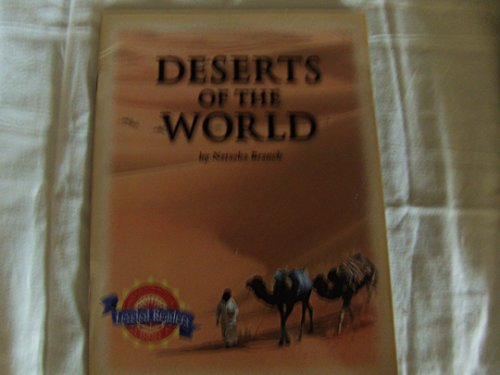 9780618599981: Deserts of the World, Leveled Readers Above Level 3 Unit C: Houghton Mifflin Science Leveled Readers