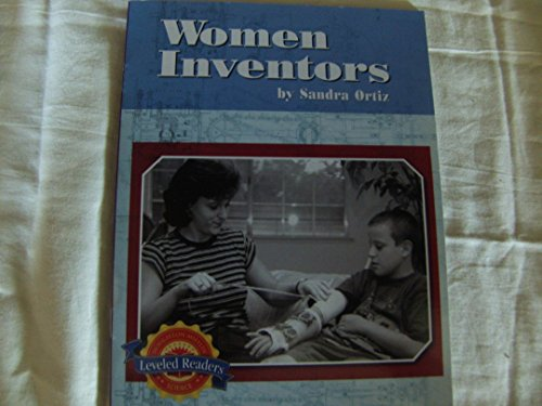 Women Inventors, Leveled Readers Above Level 3: Science