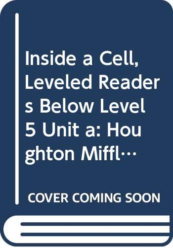 Inside a Cell, Leveled Readers Below Level: Science