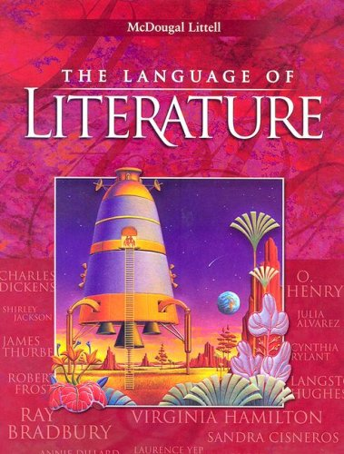 9780618601356: McDougal Littell Language of Literature: Student Edition Grade 7 2006