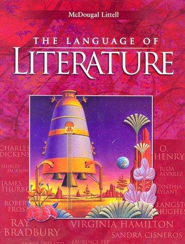 9780618601356: Language of Literature, Level 7 (McDougal Littell Language of Literature)