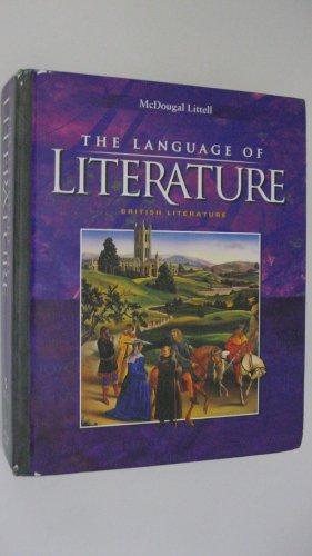 9780618601400: The Language of Literature: British Literature (McDougal Littell Language of Literature)