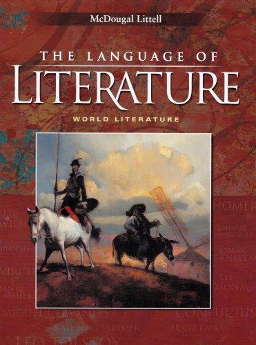 9780618601417: The Language of Literature: World Literature (McDougal Littell Language of Literature)
