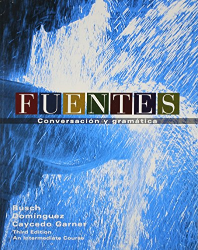 9780618604166: Fuentes - Conversacion Textbook + Cd + Workbook + Answer Key + Textbook (Spanish Edition)